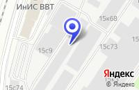 Схема проезда до компании ТФ КАТР-ОДИН в Москве