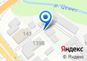 Рейки-ЮГ на карте