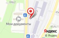 Схема проезда до компании Стройресурс Плюс в Москве