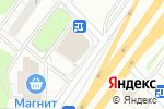 Схема проезда до компании Магазин домашнего текстиля в Москве