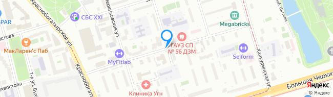 улица Хромова