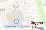 Схема проезда до компании Leggeroni в Москве