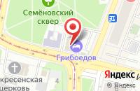 Схема проезда до компании Сайентифик Эвент Менеджмент в Москве