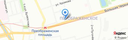 ДитВис-Трэвэл на карте Москвы