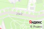 Схема проезда до компании Реборн КИД в Москве