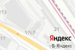 Схема проезда до компании Автомагистр в Москве