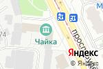 Схема проезда до компании Школа искусств им. Махмуда Эсамбаева в Москве