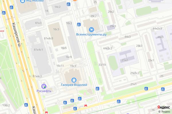Ремонт телевизоров Улица Генерала Белова на яндекс карте