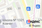 Схема проезда до компании Коктейль в Москве