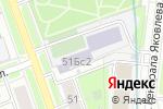 Схема проезда до компании Московский образовательный комплекс им. Виктора Талалихина в Москве