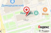 Схема проезда до компании Агентство Деловых Информаций в Москве