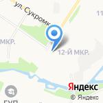 Ломбард-Подмосковье на карте Мытищ