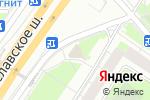 Схема проезда до компании Мечты в Москве