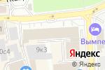 Схема проезда до компании Натяжные потолки Семеновская в Москве