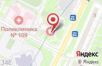 Схема проезда до компании Путь К Здоровью в Москве