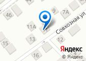 Новороскран на карте