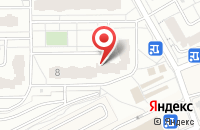 Схема проезда до компании СК-Престиж в Москве