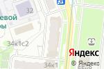 Схема проезда до компании SPA.Com.Ru в Москве