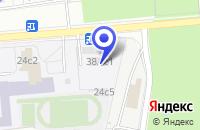 Схема проезда до компании ПРОИЗВОДСТВЕННАЯ КОМПАНИЯ МЕБЕЛЬ-МАСТЕР в Москве