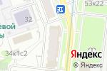 Схема проезда до компании Путь и путевое хозяйство в Москве