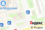 Схема проезда до компании Хмельник в Москве
