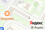 Схема проезда до компании Арена цирка в Москве
