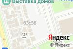 Схема проезда до компании Кедровый Рай в Москве