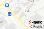 Схема проезда до компании КомплектПоставка в Москве