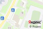 Схема проезда до компании Торт лайк в Москве