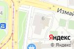 Схема проезда до компании На Поляне в Москве