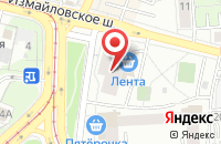 Схема проезда до компании Олми Пресс в Москве