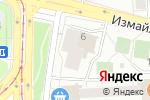 Схема проезда до компании Элис Групп в Москве
