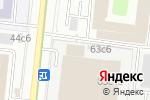Схема проезда до компании Центр кузовного ремонта и покраски в Москве