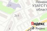 Схема проезда до компании Импульс в Видном