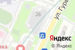 Схема проезда до компании Центр в Москве