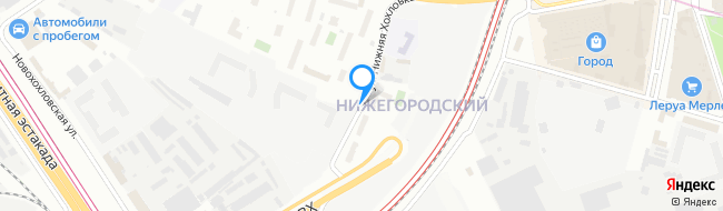 улица Нижняя Хохловка