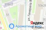 Схема проезда до компании АСИ сервис в Москве