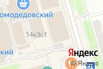 Схема проезда до компании СВ Плюс в Москве