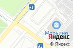 Схема проезда до компании Для дома и дачи в Москве