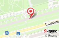 Схема проезда до компании Бон Вояж в Москве