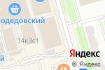 Схема проезда до компании Пельменный бутик в Москве