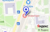 Схема проезда до компании ОПЕРАЦИОННАЯ КАССА № 3 КБ МОСОБЛИНВЕСТБАНК в Москве