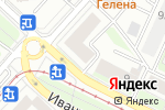 Схема проезда до компании Первый московский юридический институт в Москве