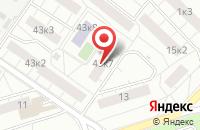 Схема проезда до компании Ясна-Тур в Москве