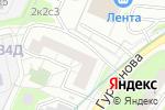 Схема проезда до компании Северная Усадьба в Москве