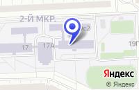 Схема проезда до компании КИНОТЕАТР ЭКРАН в Москве