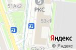 Схема проезда до компании Патентный поверенный в Москве