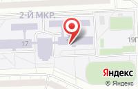 Схема проезда до компании Культурно-Деловой Центр Молодежи в Москве