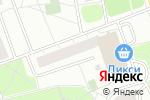 Схема проезда до компании Каширский в Москве