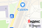 Схема проезда до компании Альфа-банк в Москве